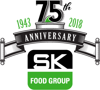 Sk Food Group 75th Anniversary