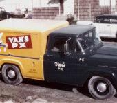 Vans PX Truck