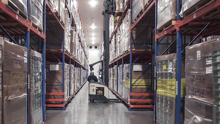 Warehousing capabilities