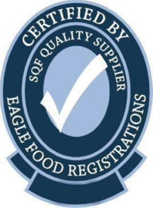 SQF Certification logo