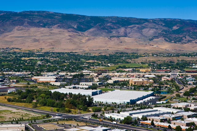 SK Food Group plant, Reno, Nevada